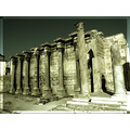 ancient columns athens greece history