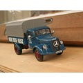 Mercedes Benz truck diecast model minichamps