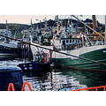 Sea Killybegs Donegal ireland Seascape Fishingboats Trawlers Port Dock