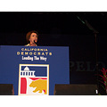 california democrat party convention san diego ca democratic pelosi