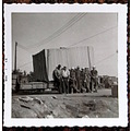 Trailer Men Granite block 1956