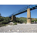 Rio_Guadalhorce bridge water home Alora Andalucia Spain Canon SX10IS