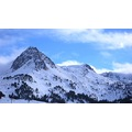 Pyrenees mountain Andorra Catalan Countries snow winter