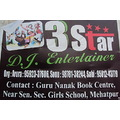 three star dj mehatpur