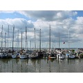 Holland Marken harbour