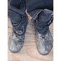 old workboots licking