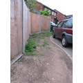 February - the council told us our fence was on their land and they wanted it back http://www.fot...