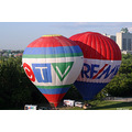action people landscape architecture hotairballoon Winnipeg Canada
