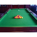 snooker pool table fun game
