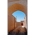alley lane street Old ancient antique Arc Architecture Iran Khorasan M