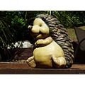 ornament garden hedgehog