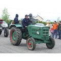 Tractor Ireland green Joe