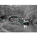 Narrowboat hdr ashby canal 2011rob
