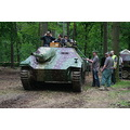 Hetzer jagdpanther tankhunter tank panzer WW2 german Militracks Overloon