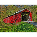 bridges coveredbridges ohio
