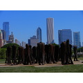 cityviewfriday Chicago sculptures