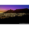 Cape Town at night, battled to get exposures right on this one and started to rely on instinct an...