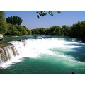 The Manavgat Waterfall