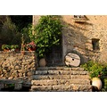 corsica house character colour old mediterranean