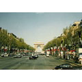Paris Champs Elysee arcdetriomphe
