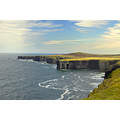 Clare Ireland LoopHead Landscape Coast Sea Cliff