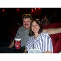 Awwwwww! Mom and Dad at the 3D Imax version of Superman Returns!