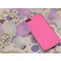 Glisten PU Diamante Apple IPhone 5S Case Apple IPhone 5 Case