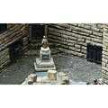 england beaconsfield bekonscot models architecture statue