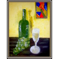 Painting stillife colours art