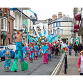 bideford devon parade
