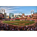 stlouis missouri us architecture Busch stadium Cardinals baseball 081009 2009
