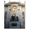 spain barcelona architecture square sculpture spaix barcx archs sculs
