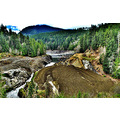 Elwha River dam removal portangeles HDR