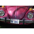 slug bug pink old two points for me