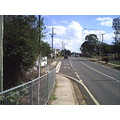the main drag mount morgan central queensland australia.....smooth roads.....minimal traffic........