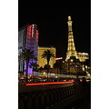 Paris Ballys Vegas night