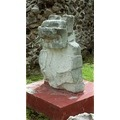 Statue in Teothahuacan