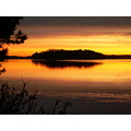 sunset seascapes Finland