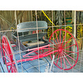 benicia beniciafph carriage historic farm implements red wheels