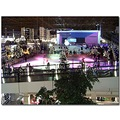 Ice skating in the mall...;-))