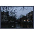 Holland Amsterdam twilight