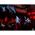At 9:34pm.The Proclaimers-Bandshell Stage-CNE 2013-Exhibition Grounds-Toronto,Ont.,On Friday,Aug....