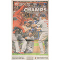 stlouis missouri usa baseball cardinals playoffs win NLCS 101611