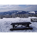 Giant Mountains CzechRepublic Snow Mountain Winter Black Mountain