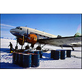 fuel ice snow greenland dc3 douglas barrel rugged