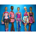 barbie moldedhair friends