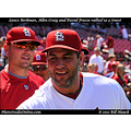 stlouis missouri usa baseball cardinals playoffs berkman craig freeze 102711