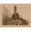 sepia dakota plane engine