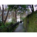 Hampstead passage London
