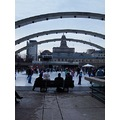 2nd Photo-At 3:35pm-at Nathan Phillip Square-Toronto,Ont.,On Saturday,Jan.12,2013  By Lisa Gallant